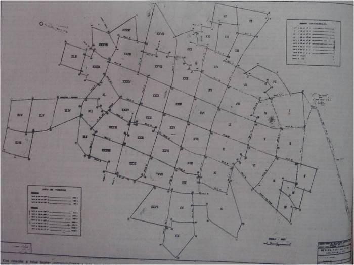 Obras de introducción de Agua Potable y Drenaje [1952 @Mérida, Yucatán]