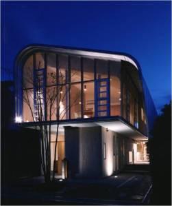 Rooftecture M por el Arquitecto Shuhei Endo