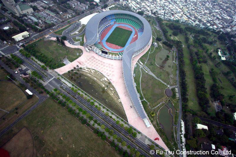 Estadio Olímpico en Kaohsiung, Taiwán