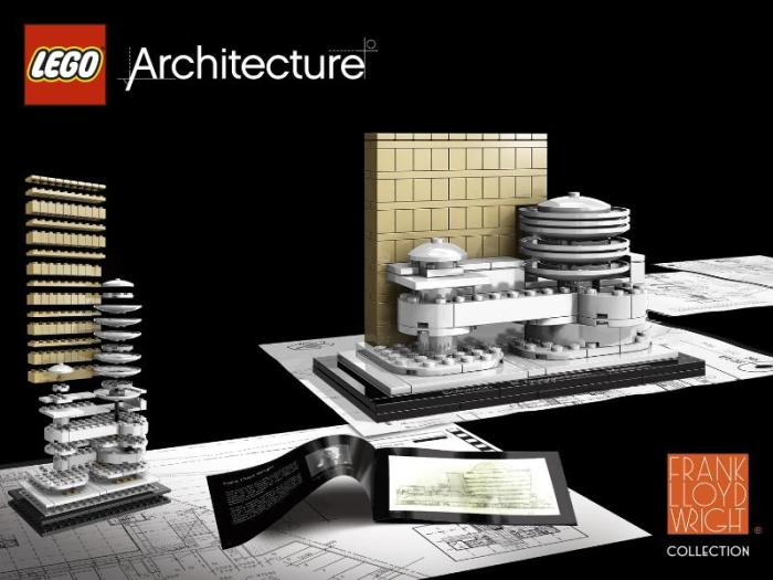 Guggenheim por Frank Lloyd Wright