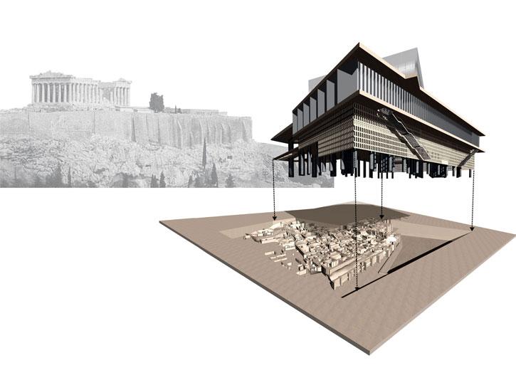 3D por Bernard Tschumi Architects