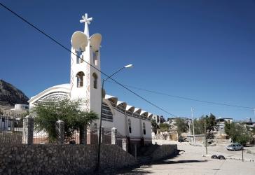 Iglesia del pinole