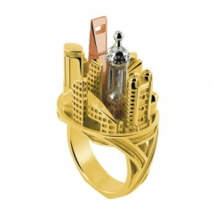 SHANGHAI ARCHITECTURE RING