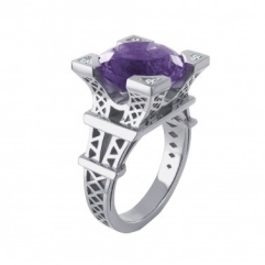 French Kiss Ring
