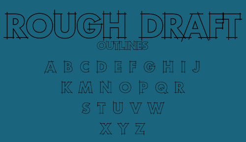 RoughDraft-Outlines_Feat